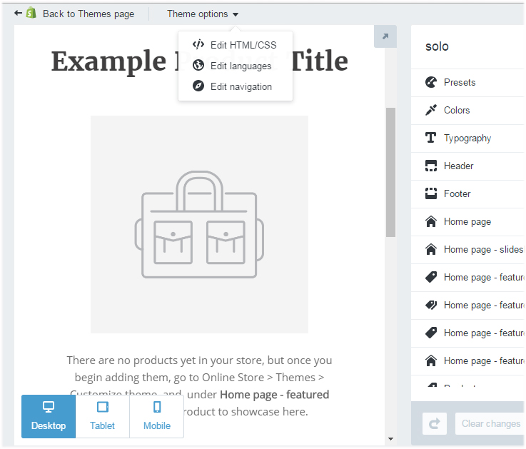 Shopify Website Builder Review Website Builder Press - Shopify template language